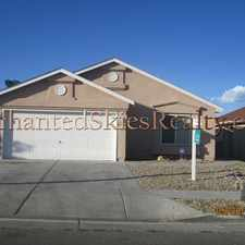 Rental info for Great Kitchen, Granite Counter tops, 3 Bedroom 2 Bath Home in the Albuquerque area