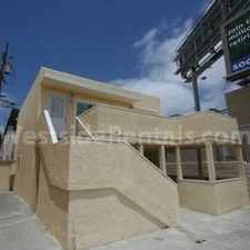 Rental info for 1 BEDROOM WITH HUGE DECK VIEWS EXTRA ROOM LOFT AREA in the Mission Beach area