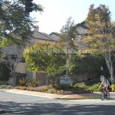 Rental info for Townhome 1 Bedroom 1 Bathroom with garage in the La Jolla Village area