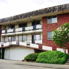 Rental info for ***FREE CREDIT***AFFORDABLE RENT, CONTROLLED ENTRY, GARAGE, NEAR HOSPITAL & COLLEGE