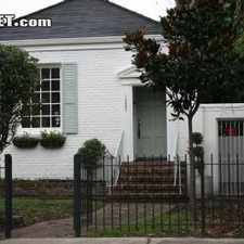 Rental info for $3200 3 bedroom House in Garden District in the New Orleans area