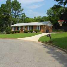 Rental info for CORPORATE FURNISHED HOME, VERY CLEAN, Renovated, Close to All 'Hot Spots' in Augusta...GREAT LOCATION!!!! in the Augusta-Richmond County area