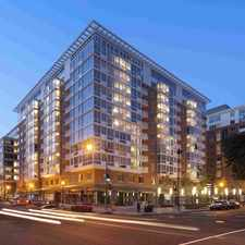 Rental info for Residences on The Avenue in the Washington D.C. area