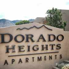 Rental info for Dorado Heights Apts