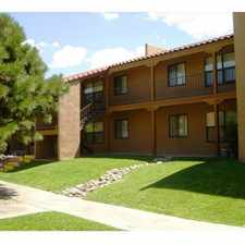 Rental info for Whispering Sands Apts in the Albuquerque area