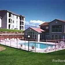 Rental info for WestPark Apts in the Albuquerque area