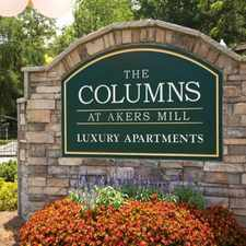 Rental info for Columns at Akers Mill