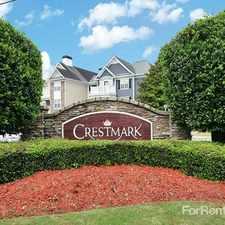 Rental info for Crestmark