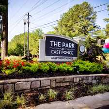 Rental info for The Park at East Ponce