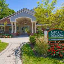 Rental info for Fairlane Meadow Apartments and Townhomes