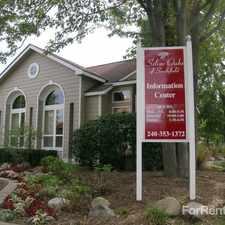 Rental info for Silver Oaks of Southfield