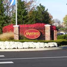 Rental info for The Masters Apartments