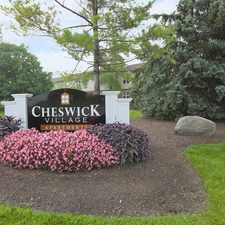 Rental info for Cheswick Village