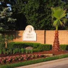 Rental info for Villa Medici Apartments and Townhomes