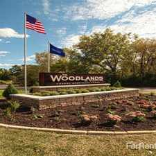 Rental info for Woodlands of Minnetonka