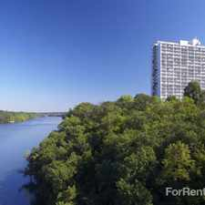 Rental info for 740 River Drive in the St. Paul area