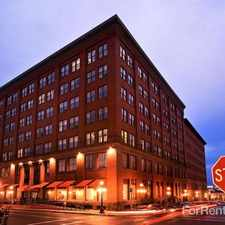 Rental info for Lowertown Commons & The Parkside Apartments