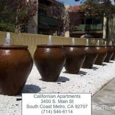 Rental info for The Californian Fountains (S.C.M.)