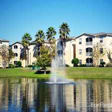 Rental info for Oviedo Grove
