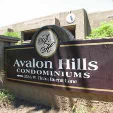 Rental info for Avalon Hills