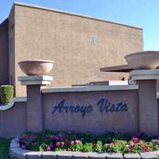 Rental info for Arroyo Vista