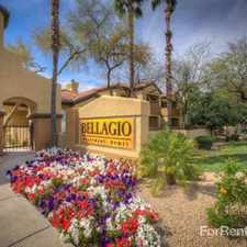 Rental info for Bellagio in the Phoenix area