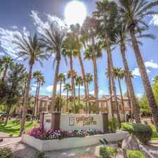 Rental info for Galleria Palms in the Tempe area
