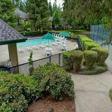 Rental info for Commons at Creekside Apartments in the Hillsboro area