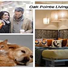 Rental info for Oak Pointe Apartments