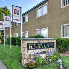 Rental info for Hidden Grove