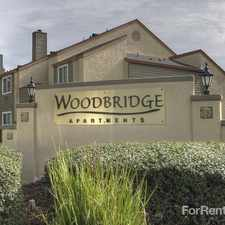 Rental info for Woodbridge Apartments in the Natomas Crossing area