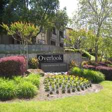 Rental info for Overlook at Blue Ravine in the 95630 area
