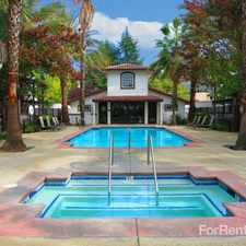 Rental info for Montecito Villas Apartment Homes in the Sacramento area
