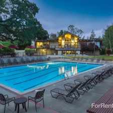 Rental info for Oak Creek Apartments (Palo Alto)