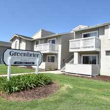 Rental info for Greenbrier