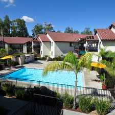 Rental info for Creekside Village in the Escondido area