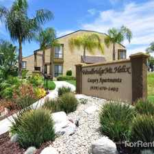 Rental info for Woodbridge Mt. Helix Apartments