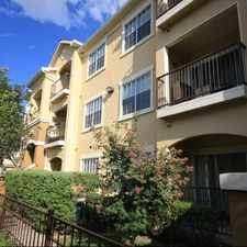 Rental info for Reserve at Canyon Creek