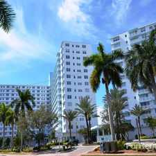 Rental info for Southgate Towers Apartment Homes in the Miami area
