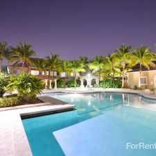 Rental info for Gables Palma Vista