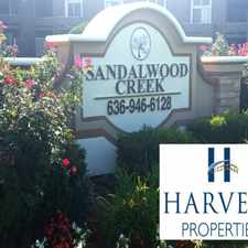Rental info for Sandalwood Creek Apartments and Townhomes