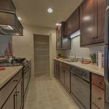 Rental info for Canyon Creek Apartments and Townhomes