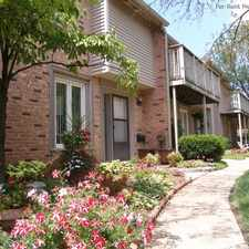 Rental info for Woodsmill Village Apartments, Townhomes and Villas