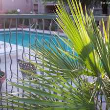 Rental info for Sand Pebble Apartments in the Tucson area