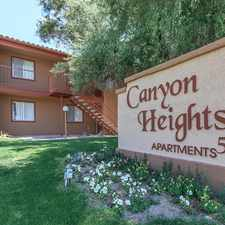 Rental info for Canyon Heights