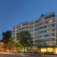 Rental info for 2400 Pennsylvania Ave in the Georgetown area