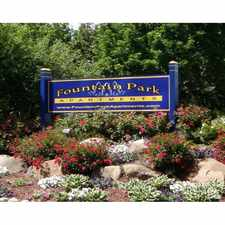 Rental info for Fountain Park Westland