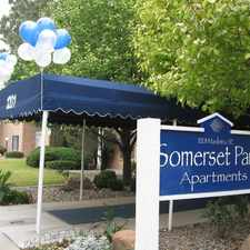 Rental info for Somerset Park - ALL UTILITIES PAID