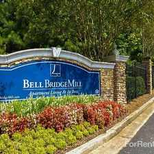 Rental info for Bell Bridge Mill