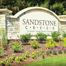 Rental info for Sandstone Creek Apartments